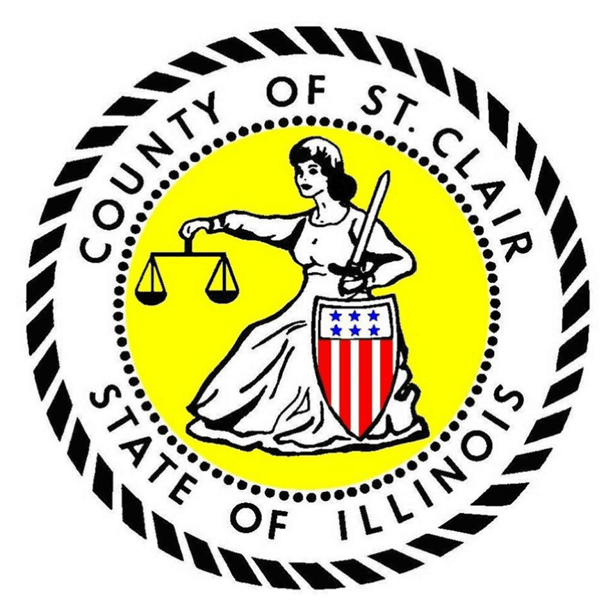 County of St. Clair Illinois Logo